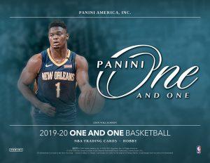 2019-20 Panini One and One Basketball