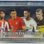 2019-20 Topps Museum Collection Bundesliga