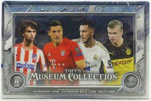 2019-20 Topps Museum Collection Bundesliga
