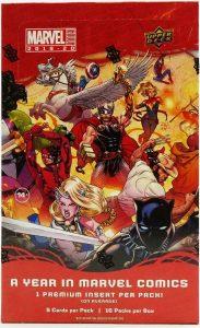 2019-20 UD Marvel Annual