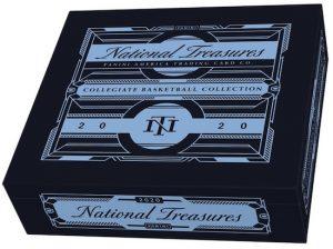2020-21 Panini National Treasures Collegiate Basketball
