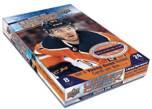 2020-21 Upper Deck Series 1 Hockey