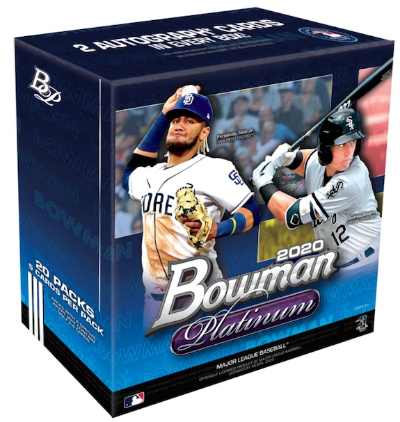 2020 Bowman Platinum Baseball