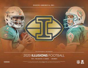 2020 Panini Illusions Football