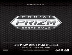 2020 Panini Prizm Draft Picks Baseball