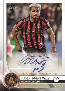 Base Auto Josef Martinez MOCK UP