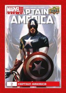 Base Captain America MOCK UP