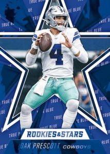 Base True Blue Dak Prescott MOCK UP