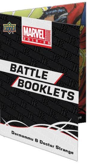 Battle Booklets Dormammu & Doctor Strange