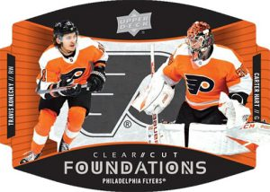 Clear Cut Foundations Philadelphia Flyers MOCK UP