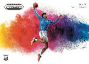 Color Blast James Wiseman MOCK UP