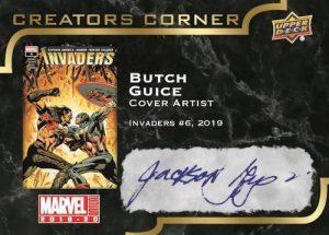 Creators Corner Auto Butch Guice MOCK UP