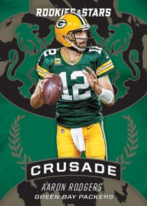 Crusade Green Aaron Rodgers MOCK UP