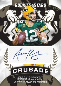 Crusade Signatures Aaron Rodgers MOCK UP