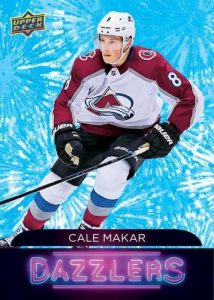 Dazzlers Cale Makar MOCK UP