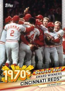 Decades Best Cincinnati Reds