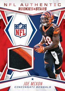 NFL Authentic Prime Joe Mixon MOCK UP