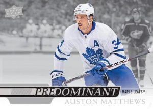 Predominant Auston Matthews MOCK UP