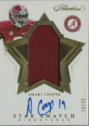 Star Swatch Signatures Amari Cooper