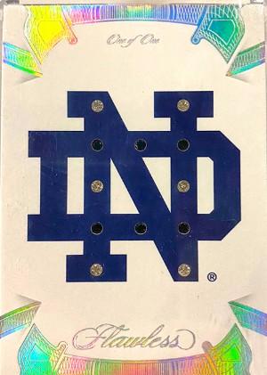 Team Logo Gems Notre Dame