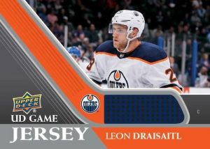 UD Game Jersey Leon Draisaitl MOCK UP