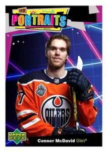 UD Portraits Connor McDavid MOCK UP