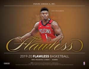 2019-20 Panini Flawless Basketball