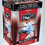 2020 Leaf Draft Baseball