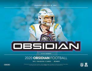 2020 Panini Obsidian Football