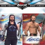 2020 Topps Finest WWE