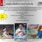 2020 Topps Stadium Club Chrome Baseball