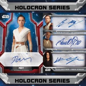 2020 Topps Star Wars Holocron Series