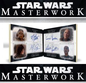 2020 Topps Star Wars Masterworks