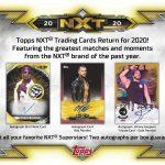 2020 Topps WWE NXT