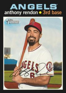Base Anthony Rendon MOCK UP