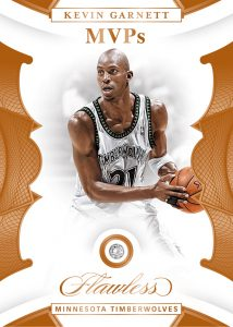 Base MVPs Bronze Kevin Garnett MOCK UP