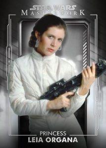 Base Princess Leia Organa MOCK UP