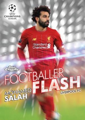Footballer Flash Mohamed Salah MOCK UP