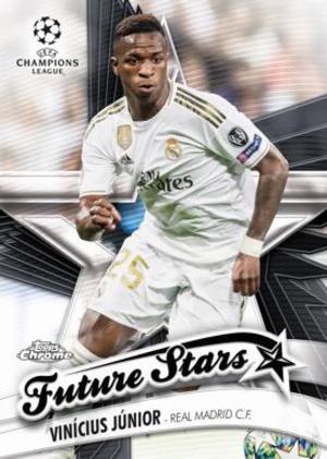 Future Stars Vinicius Junior MOCK UP