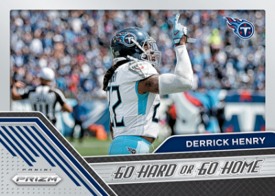 Go Hard or Go Home Derrick Henry MOCK UP