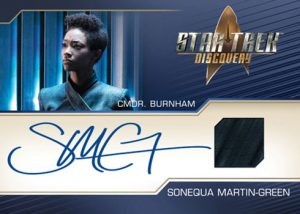 Incentive Auto Relic Sonequa Martin-Green MOCK UP
