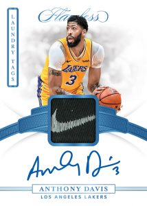Laundry Tags Auto Anthony Davis MOCK UP