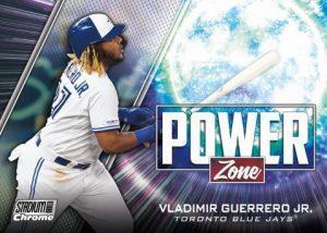 Power Zone Vladimir Guerrero Jr MOCK UP