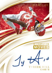 Signature Moves Auto Tyreek Hill MOCK UP