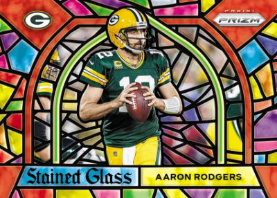 Stained Glass Aaron Rodgers MOCK UP
