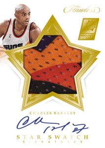 Star Swatch Signatures Gold Charles Barkley MOCK UP