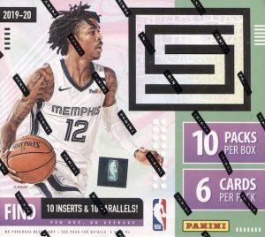 2019-20 Panini Status Basketball