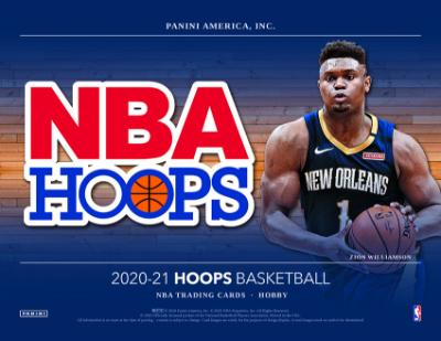 2020-21 Panini NBA Hoops