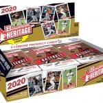 2020 Bowman Heritage Baseball