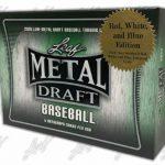 2020 Leaf Metal Draft Baseball